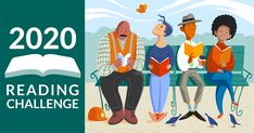 Read More Books in 2020 with the Goodreads Reading Challenge! Beach Reading, Free Reading, Ocd Books, Reading Slump, Reading Habits, Hercule Poirot, 12th Book, Reading Challenge, Agatha Christie