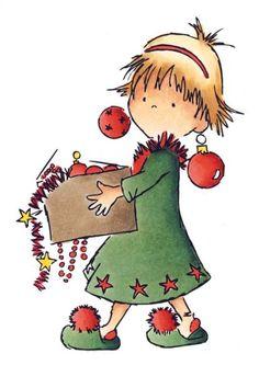 Christmas Decorating Clip Art.Pinterest