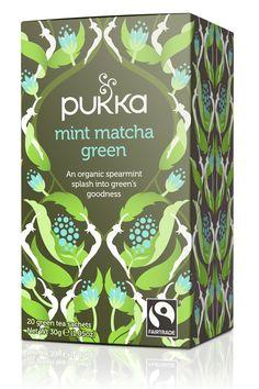 Image of Mint Matcha Green
