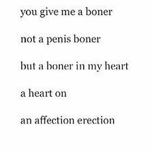 An Affection erection