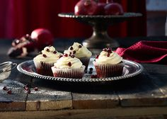 Lancewood shares their recipe for red velvet cupcakes topped with a cream cheese icing. The recipe makes 24 cupcakes. Red Velvet Cupcakes, Mini Cupcakes, Red Velvet Recipes, Cream Cheese Icing, Magazines For Kids, Something Sweet, Cooking Time, Sweet Tooth, Sweet Treats