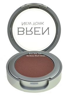 Powder Based Blush Glows Adds a Healthy Glow to Cheeks Bordeaux -- Check this awesome product by going to the link at the image.