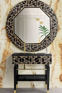 Onyx was popular among ancient Romans and Greeks and its usage by those cultures inspired the creation of this artful panel. Bathroom Design Inspiration, Bathroom Trends, Bathroom Furniture, Amazing Bathrooms, Tortoise, Luxury, Wood, Touch, Inspired