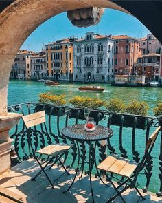A lovely spot on Canal Grande in Venice