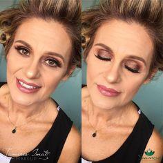 how to do a natural makeup look Makeup For 50 Year Old, Makeup Over 50, Makeup For Older Women, Makeup For Moms, Old Makeup, Skin Makeup, Older Woman Makeup, Bride Makeup, Wedding Makeup