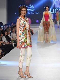 Glamorous Fashion Week