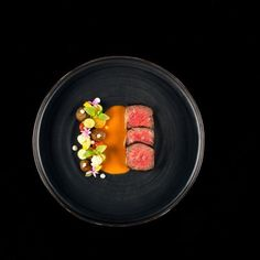 New Korean Cuisine in New York and Seoul Amazing Food Images, Michelin Star Food, Molecular Gastronomy, Culinary Arts, Food Presentation, Food Plating, Gourmet Recipes, Food Inspiration, Food Photography