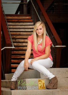 Mallory Senior Portrait