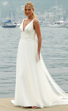 23 Best Beach Wedding Dresses Images Alon Livne Wedding Dresses