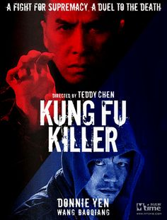 Kung Fu Killer 一個人的武林 一 2014 - Starring Donnie Yen