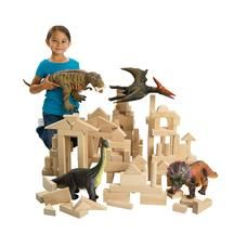 Giant Soft Dinosaurs - Set of 4...those are so cool!- Find these on the Discount School Supply website