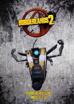 Análise de interface BODERLANDS 2