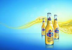 Tiger Crystal. Tiger Beer, Free Beer, Commercial Photography, Liquor, Social Media, Crystals, The Originals, Bottle, Glass