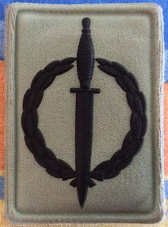 Recce operator award Green Beret, Special Forces, Armed Forces, South Africa, African, Military, War, History, Soldiers