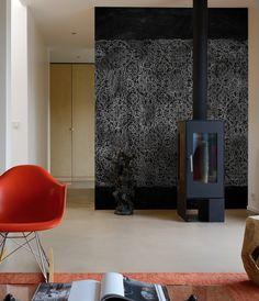 Wall & Decò - Carte da parati per l'arredo contemporaneo - B&W designer / Francesca Zoboli - WDBW1402