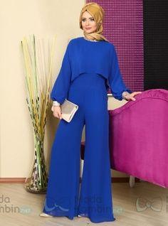 2016 Tesettür Tulum Elbise Modelleri - // #modanisatesettürtulumelbisemodelleri #tesettürtulumelbisemodası