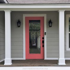 How To Wrap Front Porch Posts (Turn Skimpy Front Porch Posts Into Pretty Columns) – Part 1