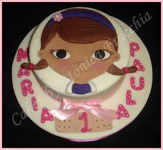 TORTA DECORADA DRA. JUGUETES | TORTAS CAKES BY MONICA FRACCHIA