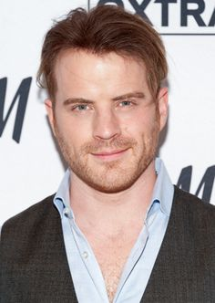 Rob Kazinsky visits 'Extra' at their New York studios at H&M in Times Square on January 2016 in New York City. Robert Kazinsky, New York Studio, January 12, Beautiful Men, Period, Times Square, Studios, City, Cute Guys