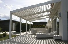 Geeignete Materialien Für Die Terrassenüberdachung   Ideen