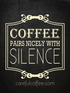 coffee and silence. I will purposely wake up early so I can have silence with my coffee. Coffee Talk, Coffee Is Life, I Love Coffee, Coffee Break, Coffee Cups, Coffee Coffee, Coffee Lovers, Morning Coffee, Coffee Drinks