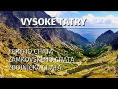Vysoké Tatry - Zamkovského ch. / Téryho ch. / Zbojnícka ch. / Východná Vysoká / Sliezsky dom - YouTube Roman, Youtube, Youtubers, Youtube Movies