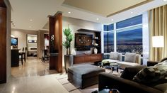 Indulge in the discerning opulence of Vegas' finest luxury suites at ARIA. One…