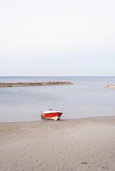 Round Crete: Silent seascapes in Analipsi Hersonissos | My Paradissi © Eleni Psyllaki