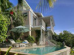 New Listing on St. John House Rentals: Villa Belvedere