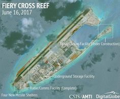 Philippines to protest to China over apparent airbase on manmade island #insurance