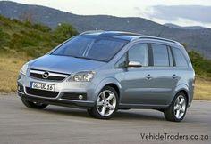 Opel Zafira 1.8 Enjoy Panoramic