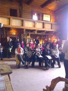 Naistenpäivän luento Halosenniemessä 2013