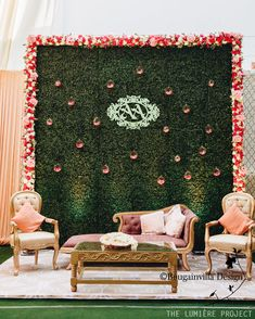 Mesmerize your guests with the charm of these engagement stage decorations ideas. Discover about the latest Engagement Stage Decoration Ideas with this post. Wedding Stage Decorations, Simple Stage Decorations, Engagement Stage Decoration, Reception Stage Decor, Decoration Hall, Wedding Stage Backdrop, Desi Wedding Decor, Wedding Stage Design, Luxury Wedding Decor