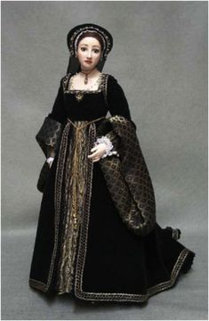 Anne Boleyn was Queen of England from 1533 to 1536 as the second wife of King Henry VIII and Marquess of Pembroke in her own right