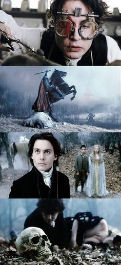 Johnny Depp, Sleepy Hollow #johnnydepp #deppsleepyhollow