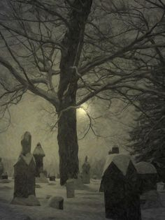 New Artwork Comments Old Cemeteries, Graveyards, British Literature, Camera Obscura, Danse Macabre, Dark Thoughts, Fictional World, Creepy Art, Dark Photography
