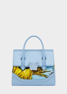 Versace Desert Palm Palazzo Empire Bag for Women Versace Handbags, Versace Bag, Purses And Handbags, Purse Wallet, Clutch Bag, Tote Bag, Luxury Bags, Fashion Bags, Tween Fashion