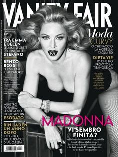 Madonna Vanity Fair