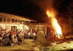 """Dopo dodici anni la comunità di Don riaccende il """"Falò"""" - Cronaca - Trentino Corriere Alpi"""