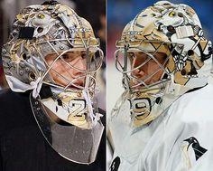 Marc Andre Fleury Pens  SI.com - Photo Gallery - NHL Goalie Masks
