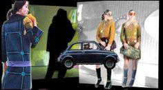 """Prada """"Real Fantasies FW11 motionbook"""""""