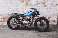 1975 Honda CB360 Brat by Salty Speed Co.