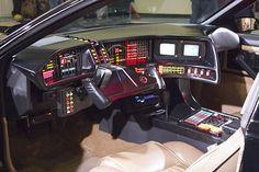 KITT Interior at Toronto Auto Show 2011 - KITT - Wikipedia