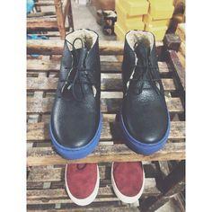 POSCO Limited Edition Black & Blue