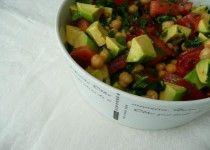 Bimby Vegetariana - Salada de grão