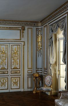 French Decorative Arts - MET (Gallery 527)