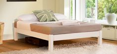 Get Laid Beds - A True British Bed Maker Get Laid Beds are a UK based wooden bed maker, that specialises in the a vast array of wooden bed frames, including their iconic Low Beds, stylish Standard . Timber Bed Frames, Timber Beds, Wooden Bed Frames, Wooden Beds, Platform Bed Mattress, Platform Bed Frame, Bed Without Headboard, Bed Maker, Bed Frame Design