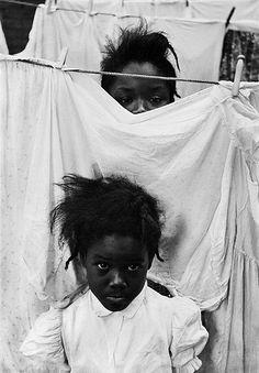 By George Krause. (St Veronica's Veil, Philadelphia / American Women, African American History, Matt Hardy, St Veronica, Black Vase, African Diaspora, We Are The World, Black History, Black And White Photography