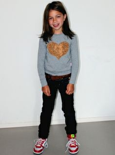 ❤ this Valentine's shirt. Little Stylist offers design your own clothing for girls, ages 4-8 years old.