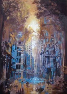 Janusz Orzechowski - Paintings for Sale Oil On Canvas, Canvas Art, Original Art, Original Paintings, Paintings For Sale, Buy Art, Saatchi Art, Fine Art, The Originals